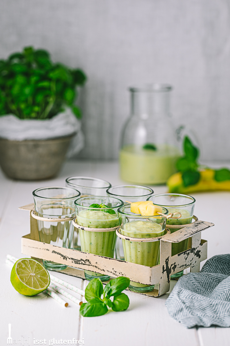 Smoothie fructosearm