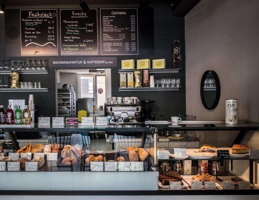 Glutenfreie Kaffebar by Alex