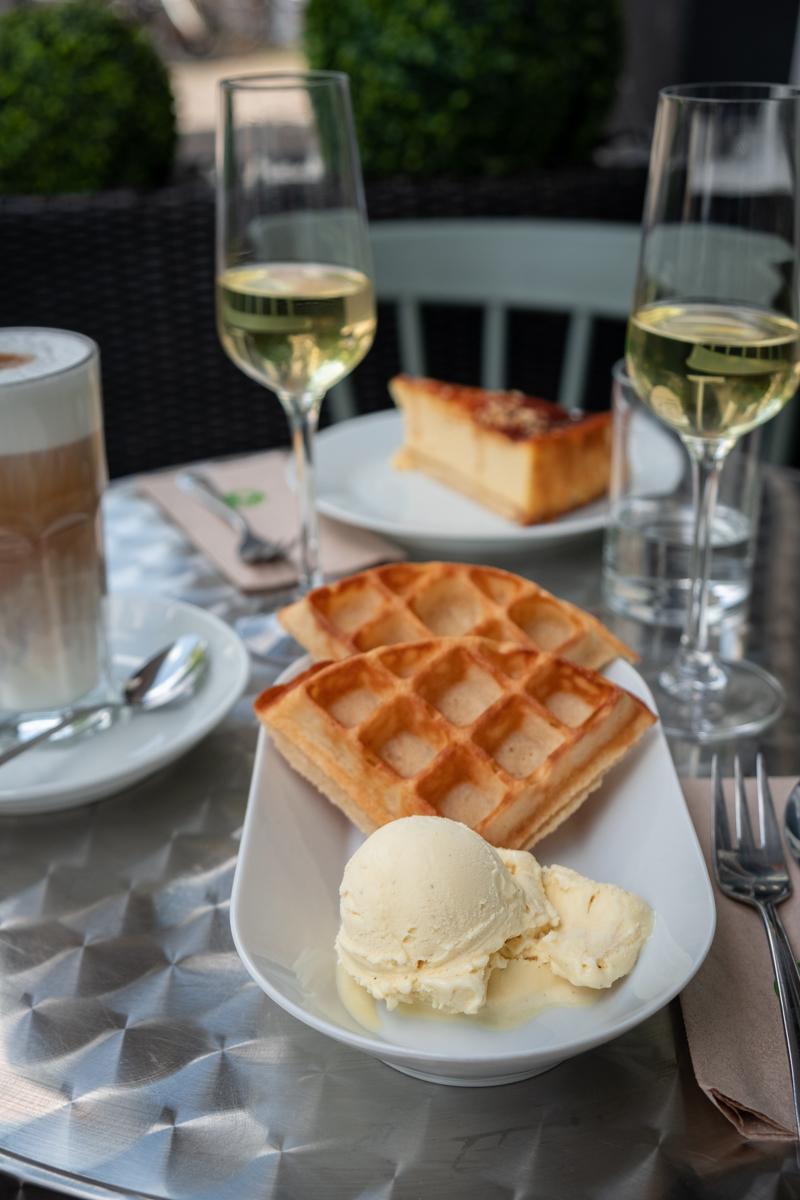 Glutenfreie Kaffebar by Alex Waffeln
