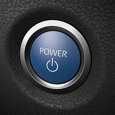 ENCENDIDO POR BOTÓN   Vive la experiencia híbrida-autorrecargable, con solo apretar un botón.