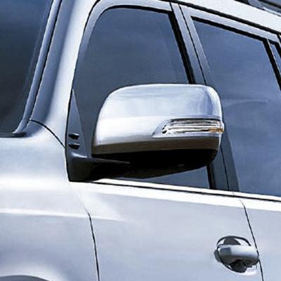 Espejos Exteriores   Con control eléctrico interior, luces direccionales LED integradas y calefactor para mantener los espejos desempañados.