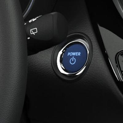SMART ENTRY Y SMART START   Entra a la C-HR solo portando tu llave en el bolsillo y enciéndela con un solo botón.