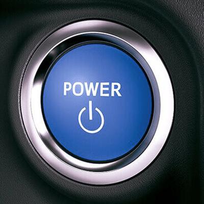 Encendido por botón   Viva la experiencia híbrida con sólo apretar un botón.
