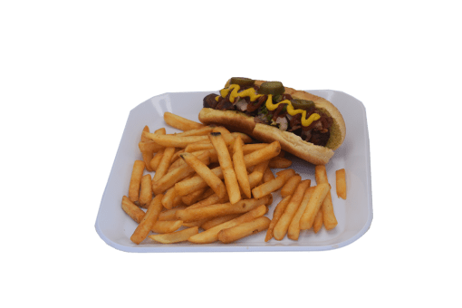 Bacon Hot Dog $6.00