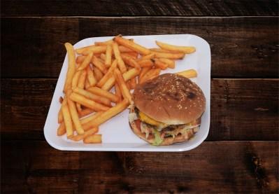 Hamburger $7.00