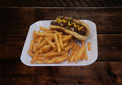 Bacon Hot Dog $6.00