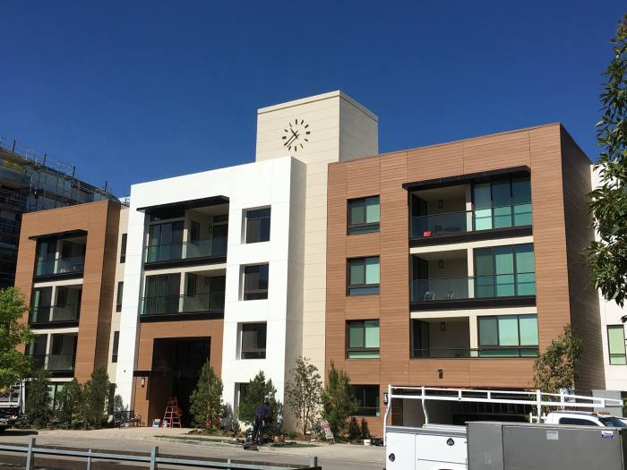 The Woods at Playa Vista - a dynamic senior housing