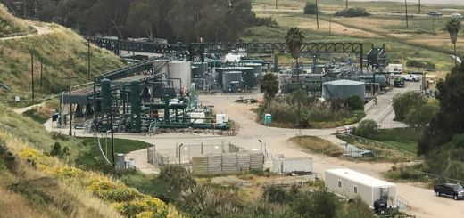 Playa Del Rey Gas Storage