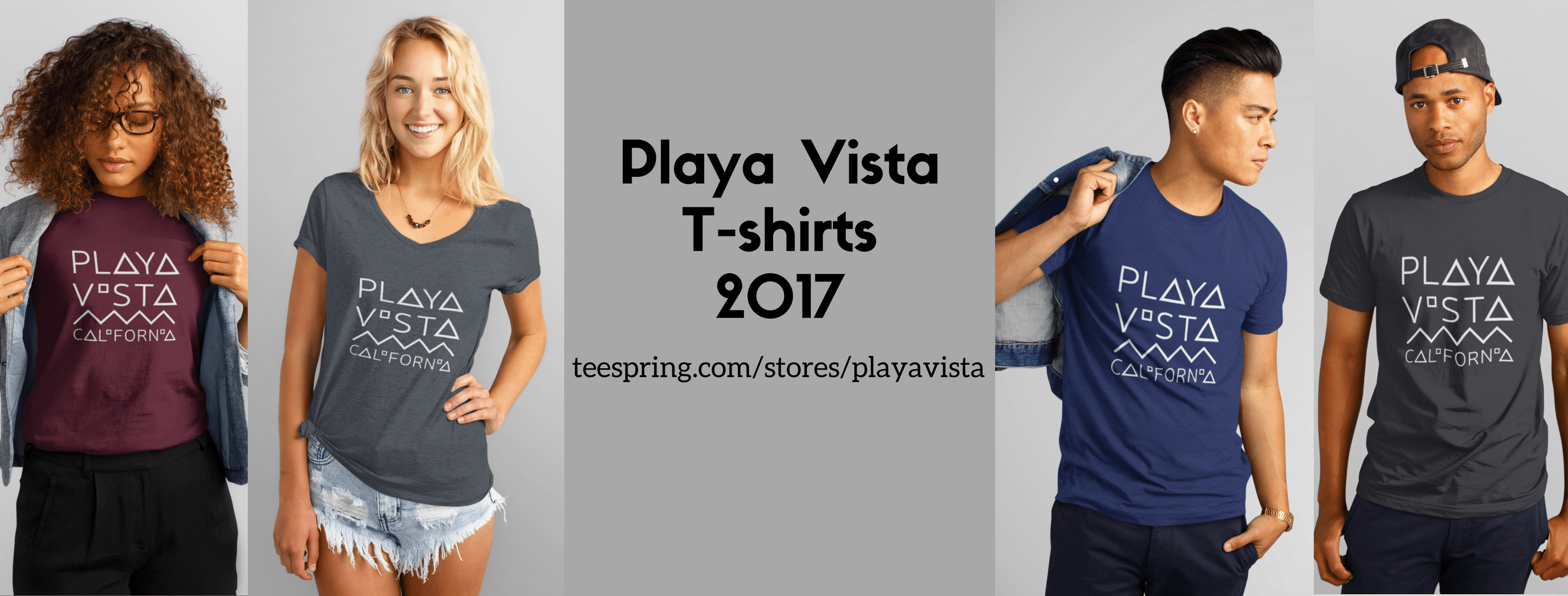 Playa Vista T-Shirt