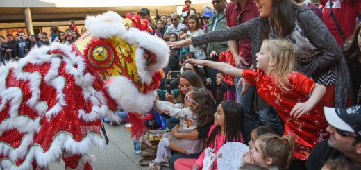 Santa Monica Place Lunar New Year