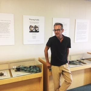 Curator Jackob G. Hofmann