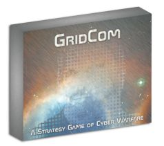 3D Game Box Visualization, Front