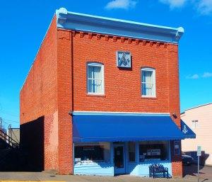 St. John's Masonic Temple, 26 Gatacre Street, Ladysmith, B.C. (photo: Manoah Lodge No. 141 Webmaster)