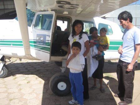 Emergency FLight_San Lorenzo_5_2012