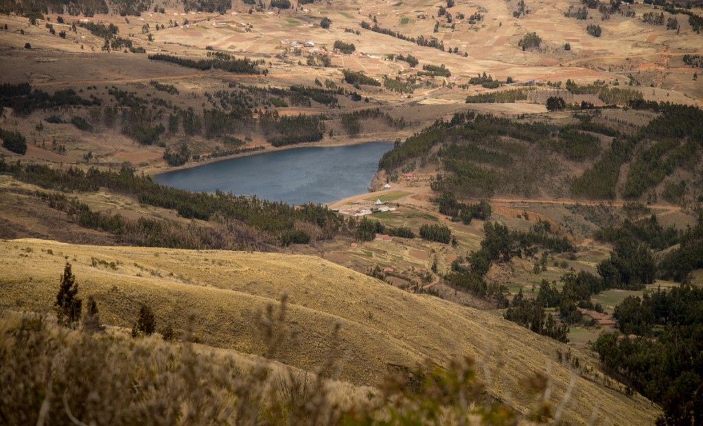 Ucuchi Water Reservoir – Part of the San Isidro Ecotourism Park