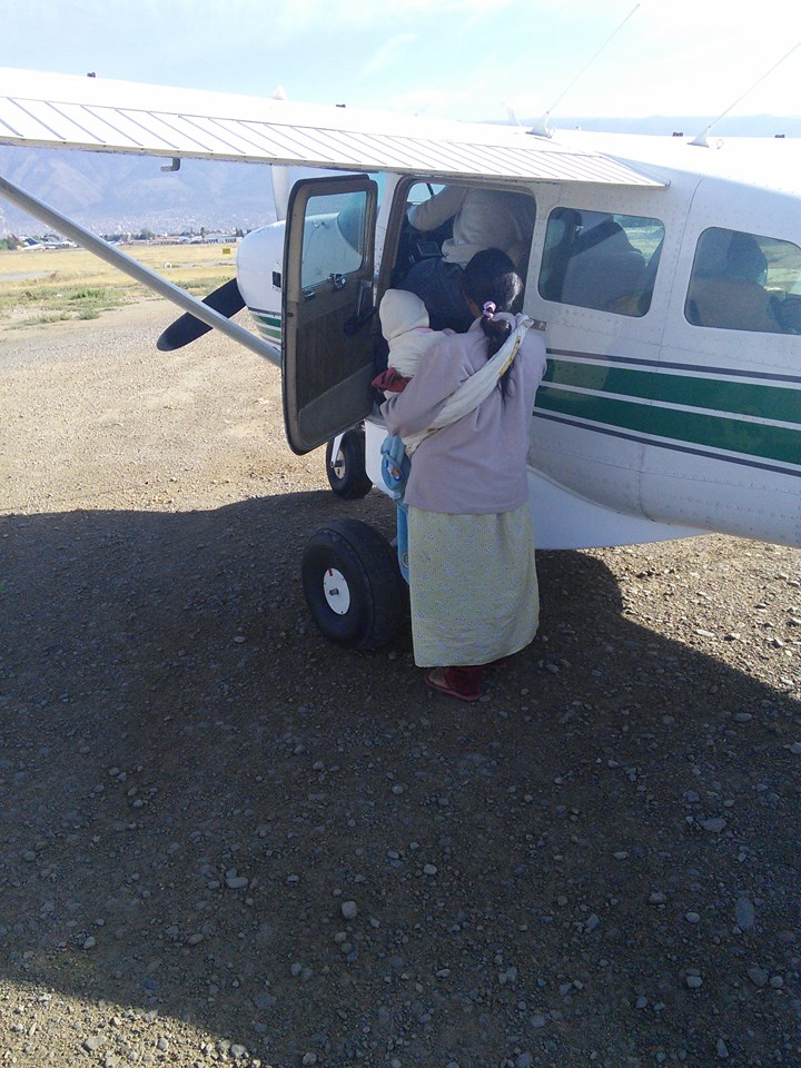 3 Mano a Mano Planes, 3 Flights