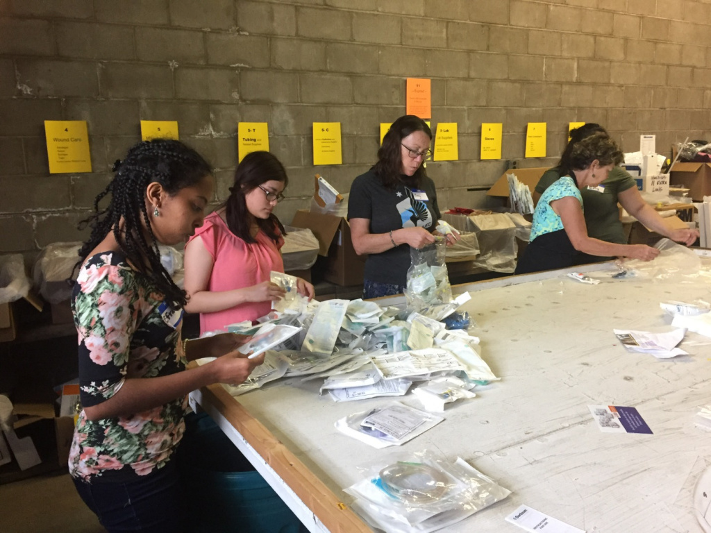 St. Kate's Trip To Bolivia with De La Salle High School