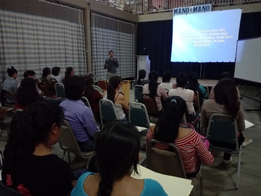 Mano a Mano Bolivia's 134th continuing health education workshop was held for dentists on August 23-25, 2017. The focus of the workshop was dental emergencies; there were 39 attendees.