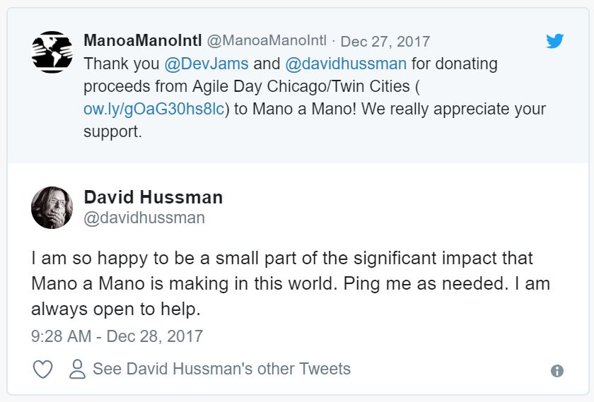 Remembering David Hussman