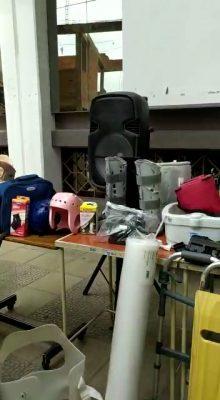 Donating Physical Therapy Supplies & Equipment to Universidad Mayor de San Simon