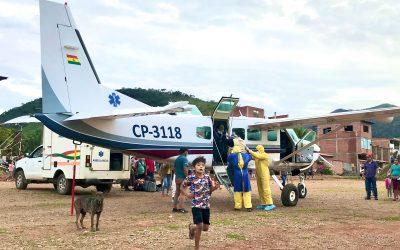 3 Years With a Cessna Caravan: Improving the Capacity of Mano a Mano's Aviation Program in Bolivia