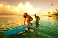 learn to surf samoa, manoa tours samoa, surf samoa