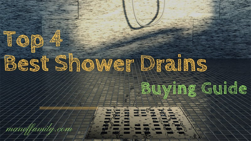 best shower drains - buying guide