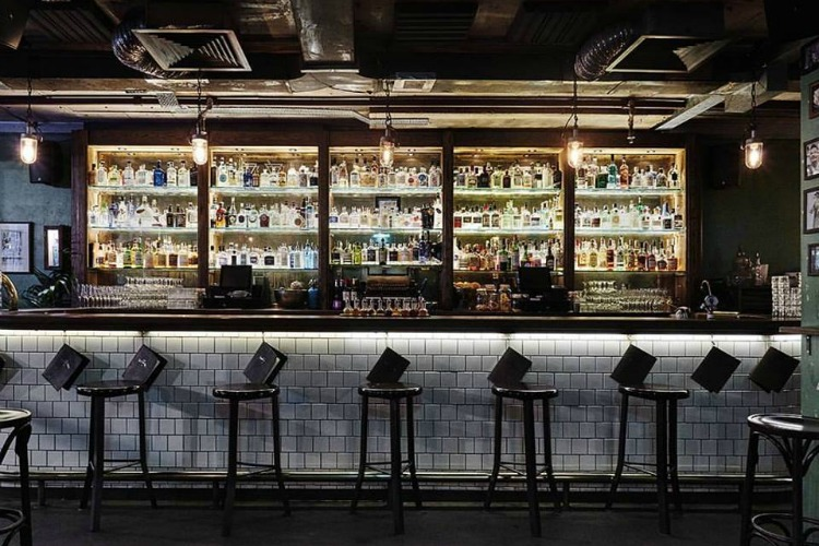 The Swinging Cat Hidden Bar Cocktails and Whiskeys Sydney
