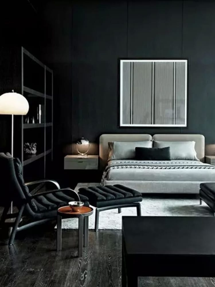 40+ Masculine Bedroom Ideas & Inspirations   Man of Many on Bedroom Ideas Guys  id=48360