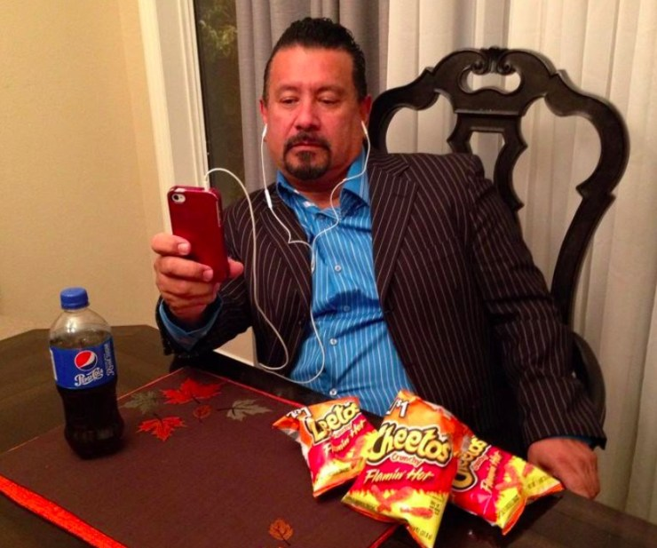Flamin Hot Cheetos Inventor