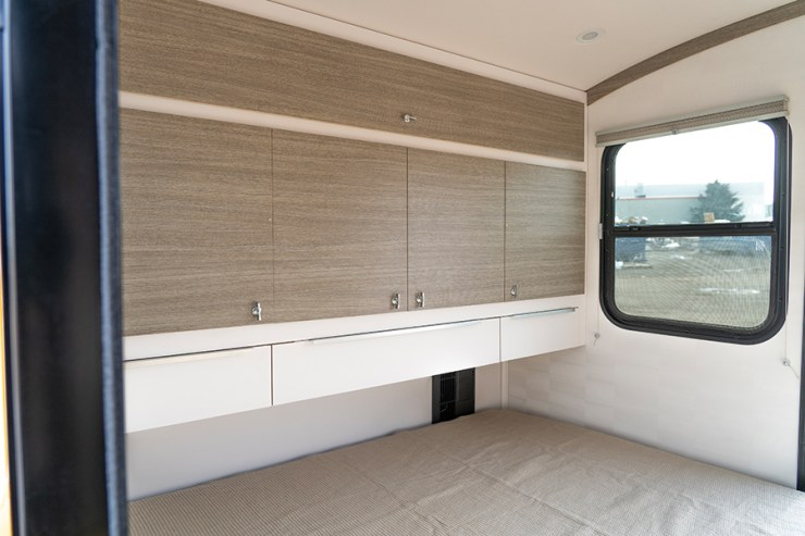 clothing compartment mean bean trailer
