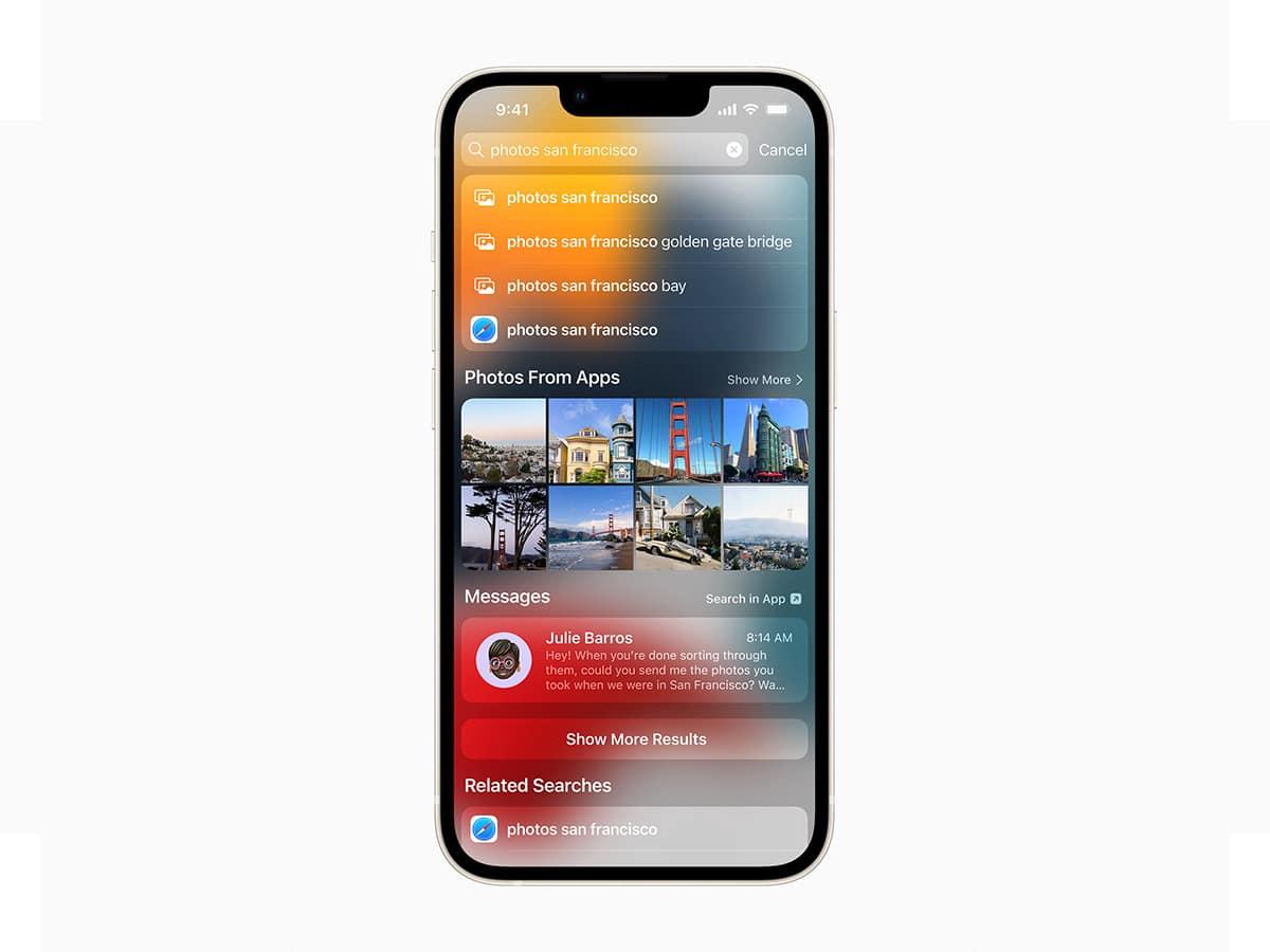 Apple ios 15 features 2