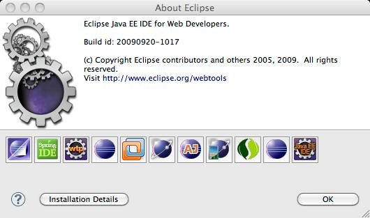 How to add spring capabilities to Eclipse IDE using SpringSource Tool Suite from the Release Update Site (2/2)
