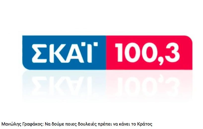 Να δούμε ποιες δουλειές πρέπει να κάνει το Κράτος (SKAI Radio - 18.01.2018)
