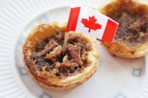 Everyone loves butter tarts, eh!