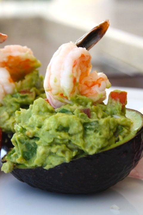 guacamole sliders