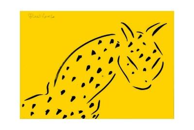 El leopardo espectante </br>2007