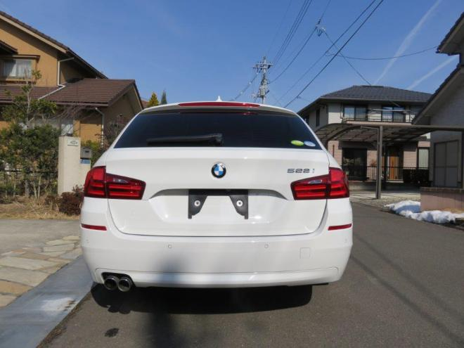 BMW528iツーリング