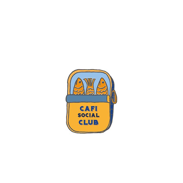logo CAFI SOCIAL CLUB_manonbenedetto