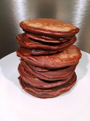 Manoncooks - Pancakes - tout - chocolat