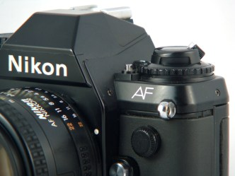 The first customer grade SLR by Nikon.