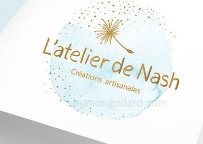 Logo de L'Atelier de Nash