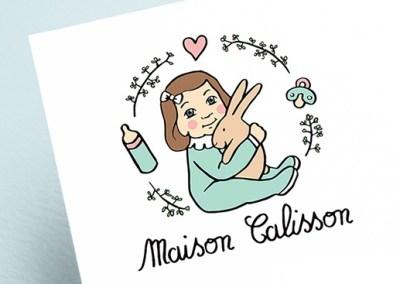 Logo de Maison Calisson, maison d'assistantes maternelles