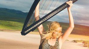 rachel newton harp
