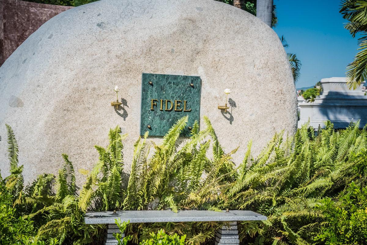 Santa Ifigenia Cemetery cuba