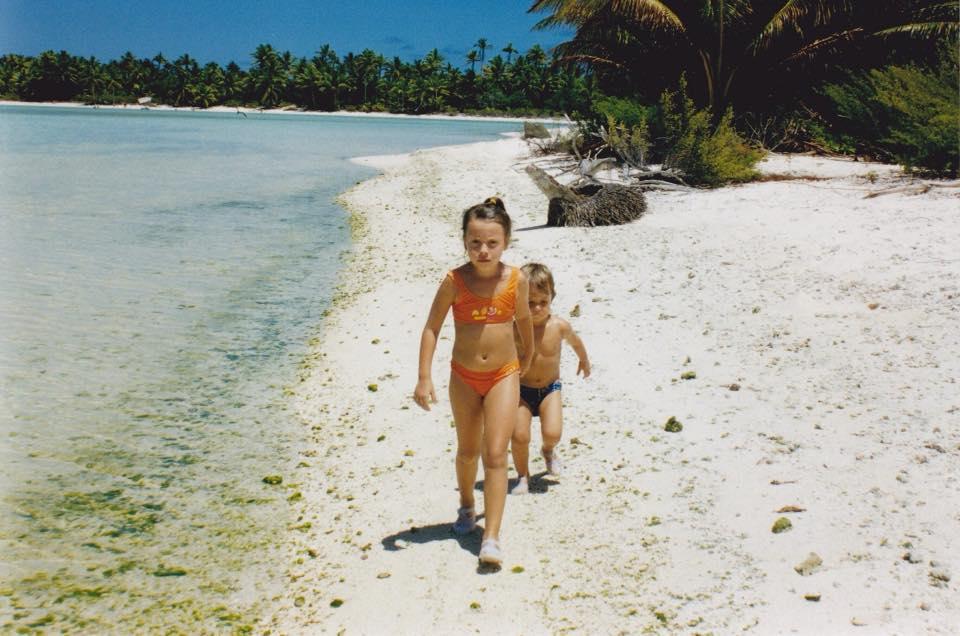 Tahiti dancing my Body and me