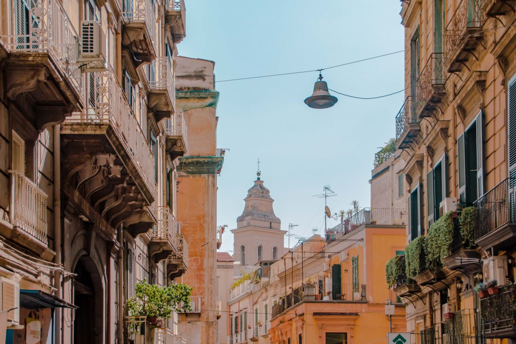 Naples and its stories