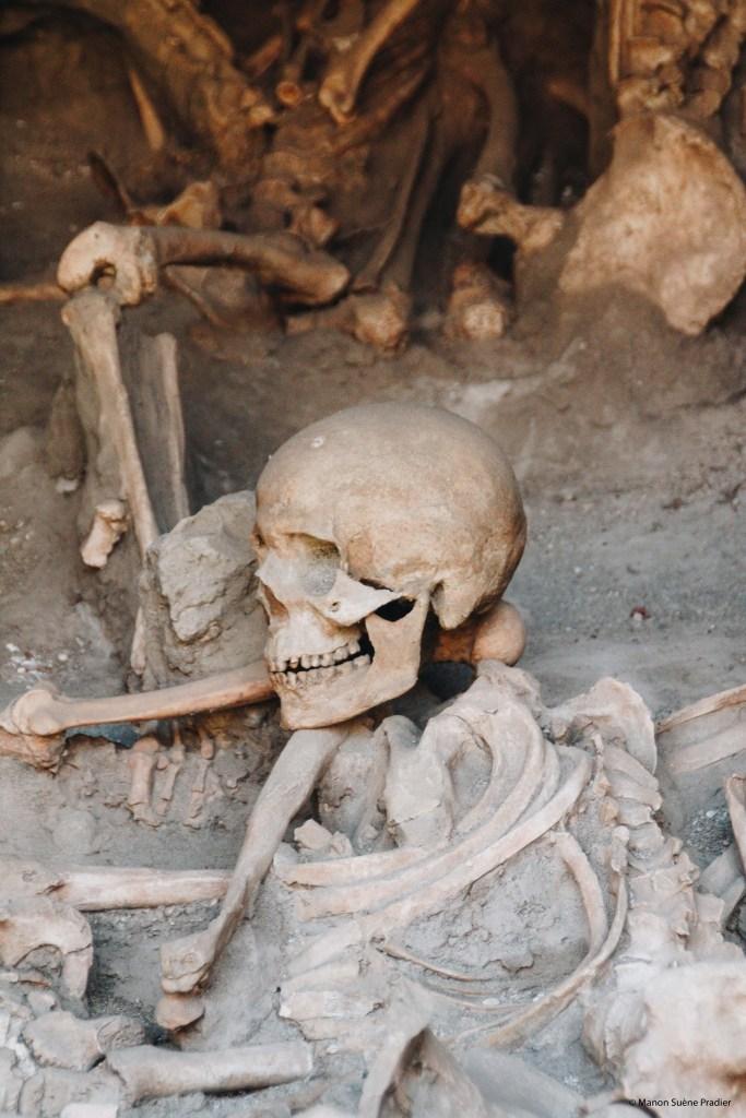 herculanum site archéologique naples vésuve