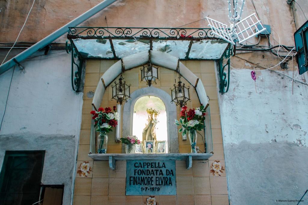 Naples Spanish Quarter Spagnoli