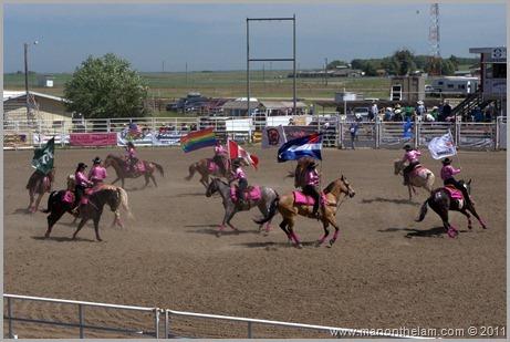 ARGRA Gay Rodeo Opening